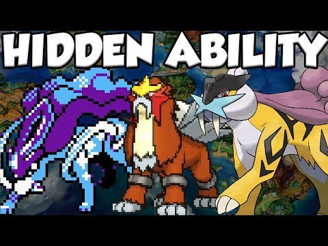 WHAT'S NEW BECAUSE OF GEN 2? Hidden Ability Legendary Pokemon And MORE!