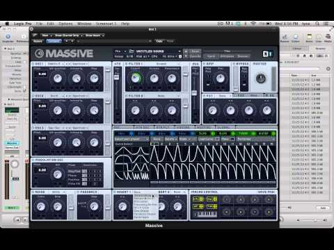 Griz Wobble Bass Tutorial in Massive T.Y.C.O.