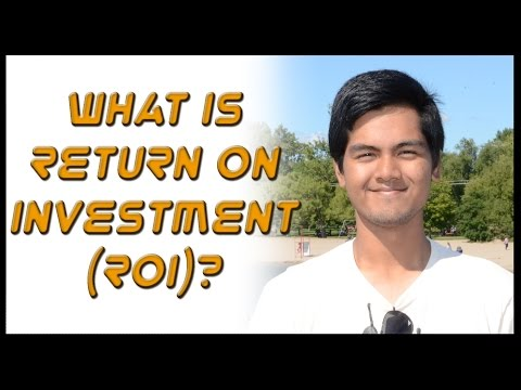 What is ROI or Return on Investment? | Koukun