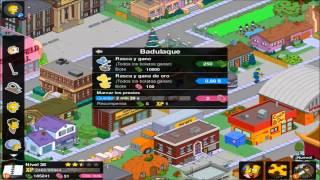 Los Simpson tapped out || springfield || mi ciudad