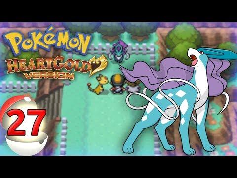 Pokémon HeartGold - (Kanto): Episode 27 - Suicune!
