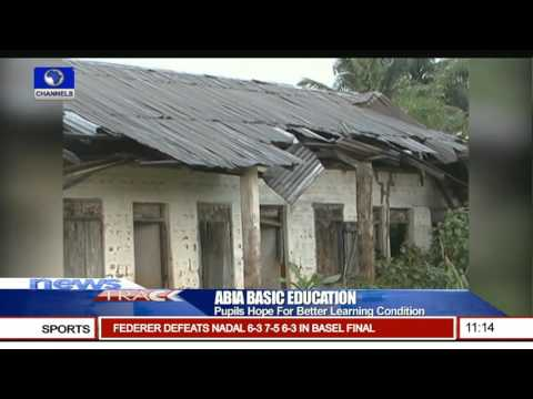Abia Basic Education: Government Moves To Improve Facilities 02/11/15