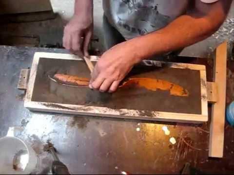 Propeller casting Part 1