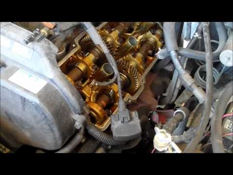 1999 Toyota Tacoma Valve Cover Gasket Replacement - 3.4L V-6