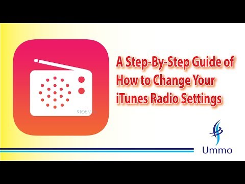A Step By Step Guide of How to Change Your iTunes Radio Settings