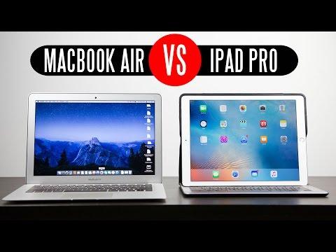 Apple iPad Pro vs 2015 13.3