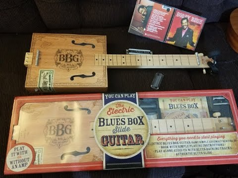 Cigar Box Guitar: Blues, Guitars, and Tips for Beginners