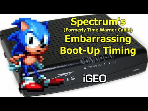 Time Warner Cable's Embarrassing Boot-Up Timing - iGEO