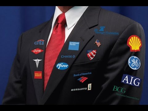 How Elite Power Brokers Corrupt our Finances, Freedom, and Security