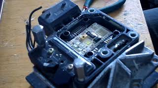 Instrukcja naprawy sterownik pompy wtryskowej Bosch vp44