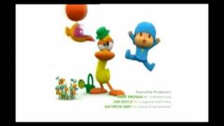 Pocoyo Intro reversed