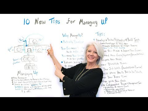 10 New Tips for Managing Up - Project Management Training