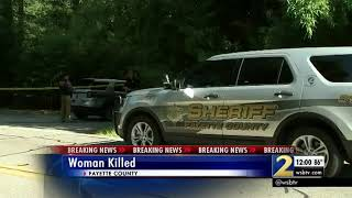 4-year-old found sleeping after woman killed, man shot inside home