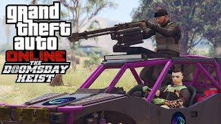 #x202b;حرب العصابات !!  مهمات الهايست الجديدة في قراند 5  | Grand Theft Auto V Update 2018#x202c;lrm;