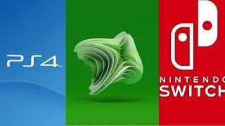 All Xbox, Nintendo and PlayStation Startups (Unused Brand ID)