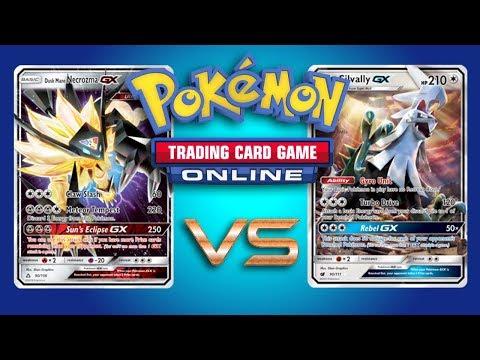 Dusk Mane Necrozma GX / Garbodor  VS 4X Random Decks - Pokemon TCG Online Game Play