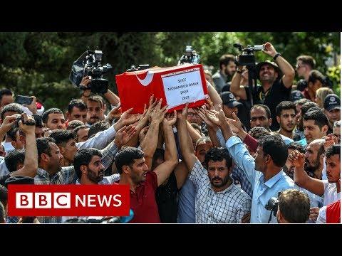 Xxx Mp4 Why Is Turkey Bombing The Kurds In Syria BBC News 3gp Sex