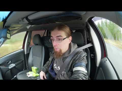 Volvo XC90 Winter Tyres & Snow - Vlog