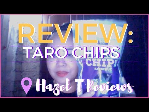 TARO Chips  - Proudly Philippine-made!