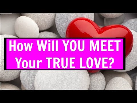 How Will YOU MEET Your TRUE LOVE? | Funny Test | Test For FUN