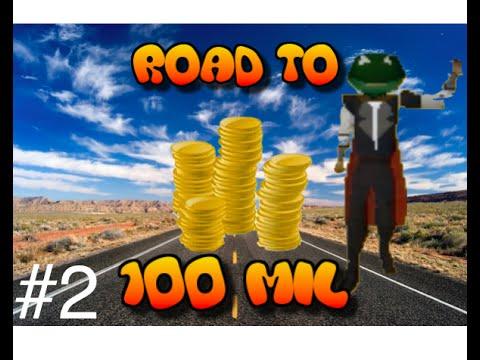 RuneScape 07 | Road T0 100m | Episode 2