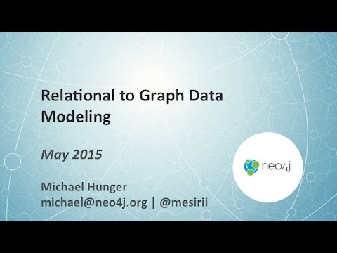 Relational to Graph Data Modeling