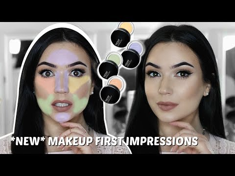 *NEW* MAKEUP FIRST IMPRESSIONS | Vichy Colour Correctors