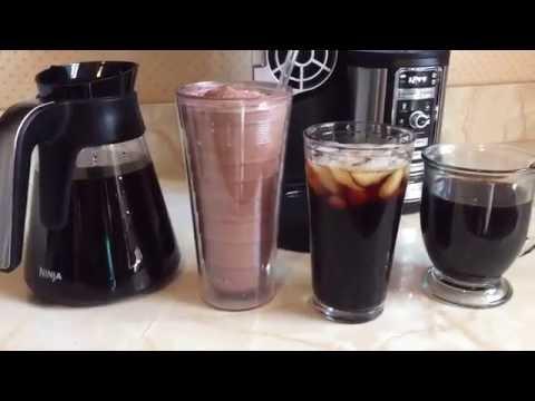 How To Make Coffeehouse Drinks At Home With The Ninja Coffee Bar
