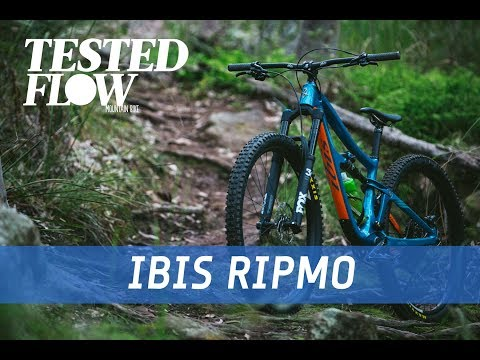 Ibis Ripmo Review - Flow Mountain Bike