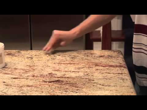 How To Polish Granite Like A Pro, Quick And Easy Maintenance   Marble And Granite Care Products