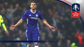 Chelsea 4-1 Peterborough United - Emirates FA Cup 2016/17 (R3) | Goals & Highlights