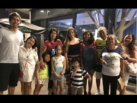 MY FAMILY ON THE OTHER SIDE OF THE WORLD :: PHILIPPINES :: VLOG 60