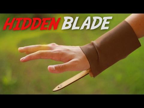 How to Make an Assassin's Creed Hidden Blade