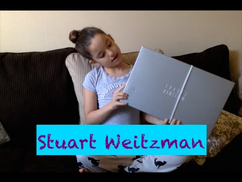Stuart Weitzman Tall Gladiator Sandals UNBOXING & REVIEW