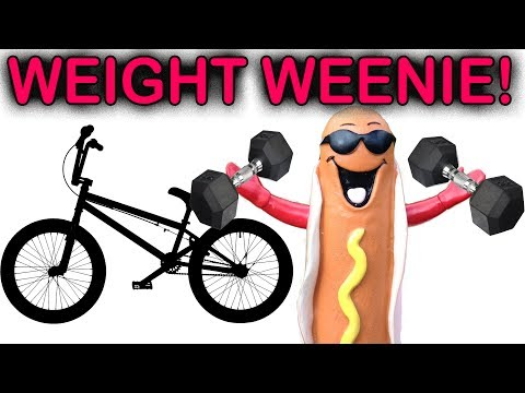 HOW TO SAVE WEIGHT! !!!BMX!!!