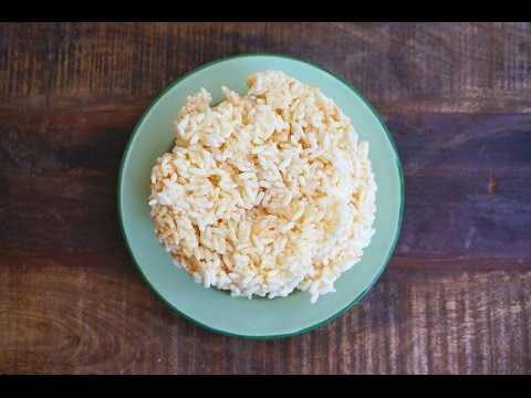 How To Make Crunchy Rice Crackers