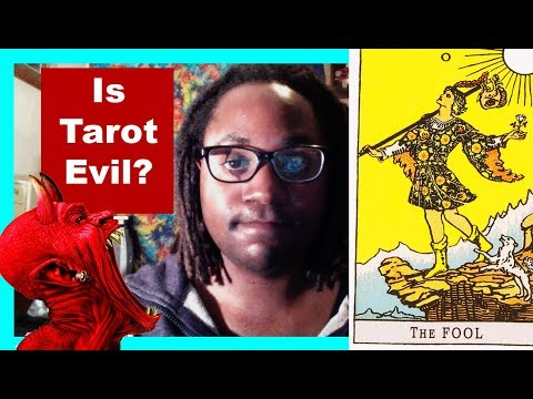 Tarot Reader Rant: Is Tarot Evil Or Of The Devil? [Tarot Cards Explained For Beginners]