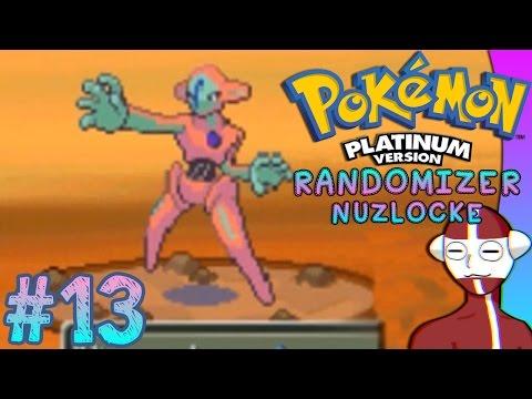 HIKER'S DEOXYS? - Pokémon Platinum Randomizer Nuzlocke Ep.13