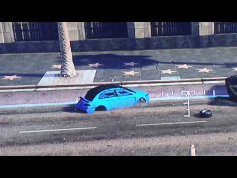 Armored kuroma spinning without wheels gta