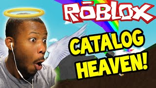 Top 10 Best Weapons On Catalog Heaven (UPDATED VERSION