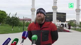 Рамзан Кадыров о праздновании Ураза Байрам