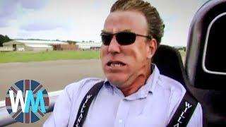 Top 10 Top Gear Moments