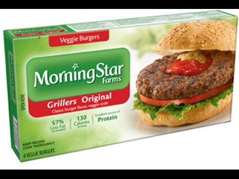 The RH3 Show - Cooking with Soul Sunday - MorningStar Veggie Burgers [Taste Test]