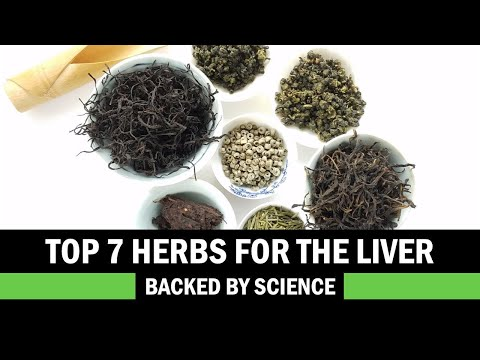 Top 7 Herbal Remedies for Liver Diseases Cirrhosis Fatty Liver Hepatitis A  B  with Scientific Proof