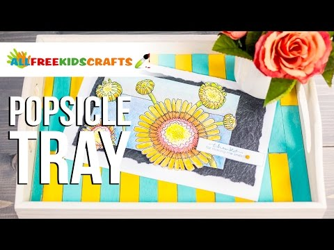 Popsicle Tray