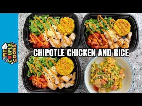 How to Meal Prep - Ep. 68 - CREAMY CHICKEN AND RICE (w. VEGAN OPTION)
