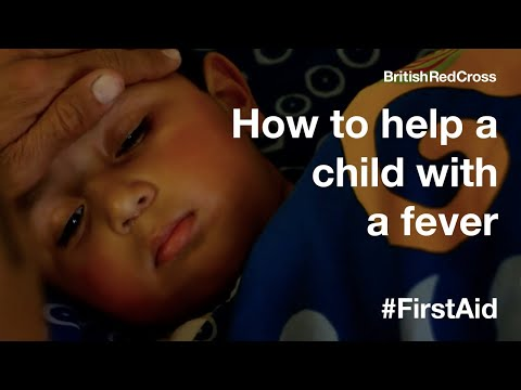 Children First Aid: Fever