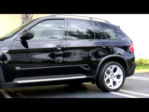 2008 BMW X5 4.8i Jet Black