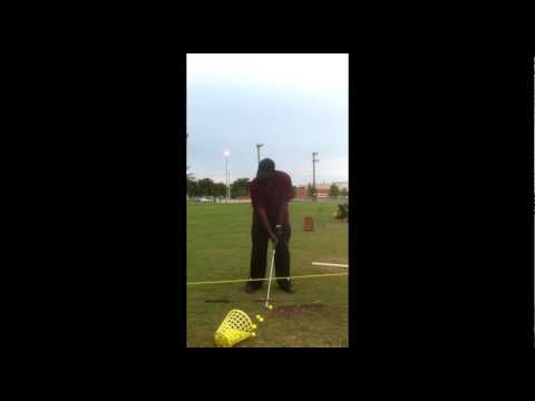 How To Hit A 7 Iron