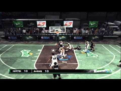 NBA 2K12 Blacktop Commentary Superstars vs Underrated